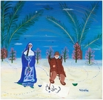Matisse et sa muse